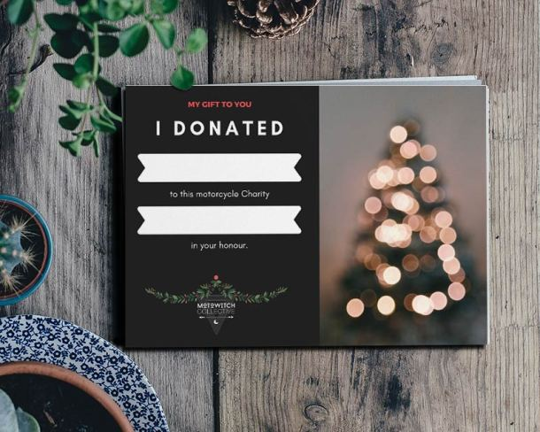 Free Download of Christmas Donation Cert