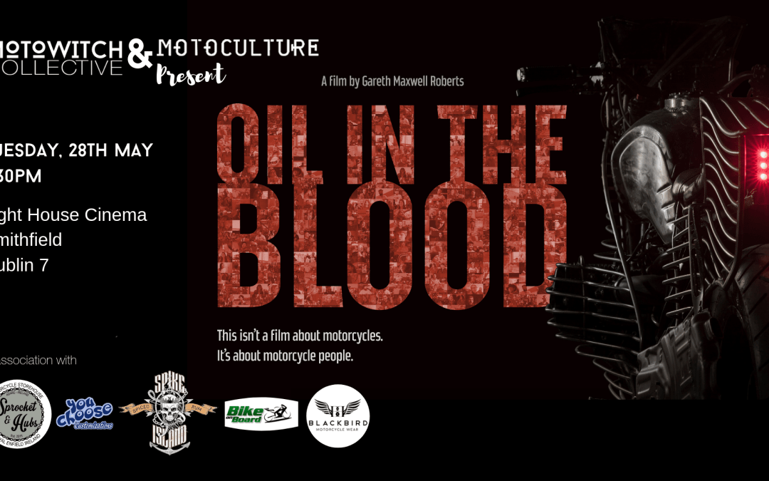 """Oil in the Blood"", Dublin Screening"