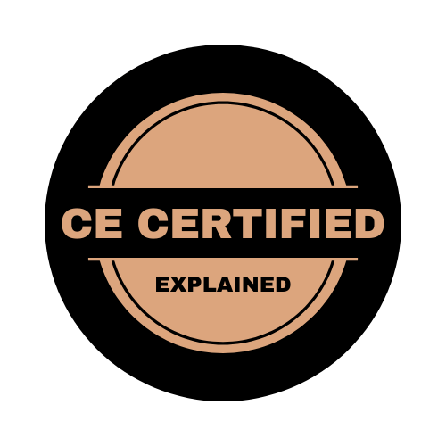 What does CE certified mean