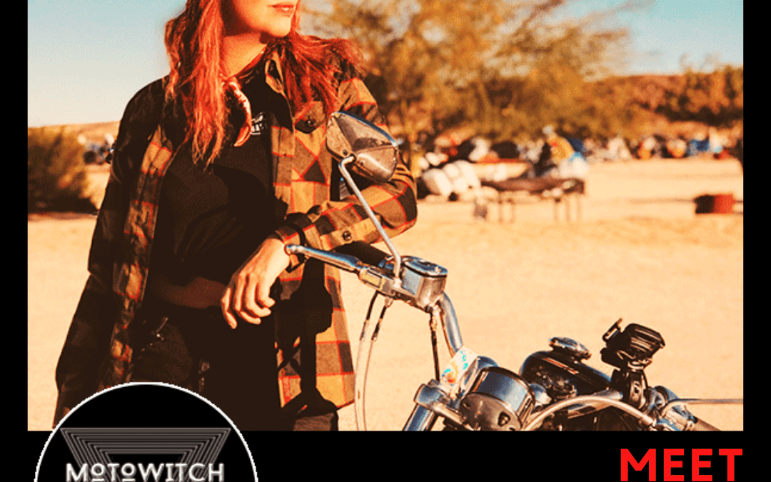 Meet Christina Marin of She Wolf Vegan Motorcycle Co