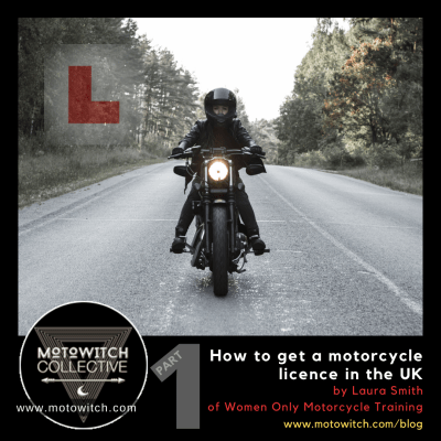 How to get a motorcycle licence in the UK
