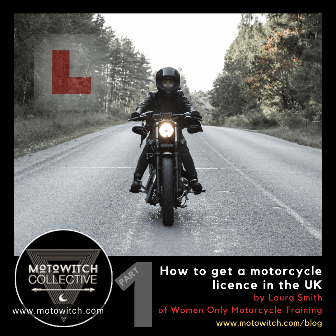 how to Motorcycle licene UK Motowitch PART ONE