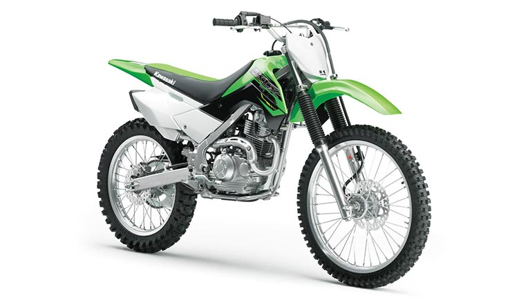 MY19 Kawasaki KLX140G launched for Rs.4.06 lakh