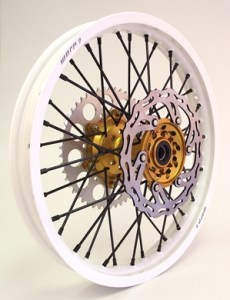 Warp 9 MX Rear Wheel - 89-RMX