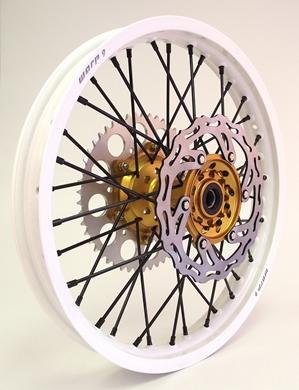 Warp 9 MX Rear Wheel - 89-RMX