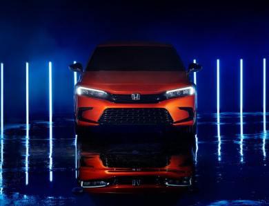 2022 Honda Civic Prototype Revealed