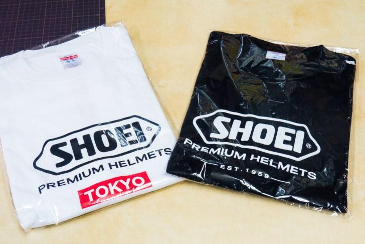 ギャラリー限定販売のTシャツ