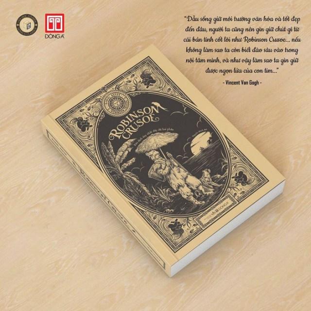 Robinson Crusoe là tiểu thuyết xếp thứ hai trong các tác phẩm được dịch ra nhiều ngôn ngữ nhất trên thế giới