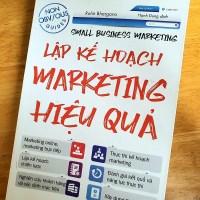 Review sách Lập Kế Hoạch Marketing Hiệu Quả - Small Business Marketing