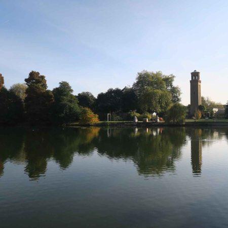 Campanile at Kew Gardens