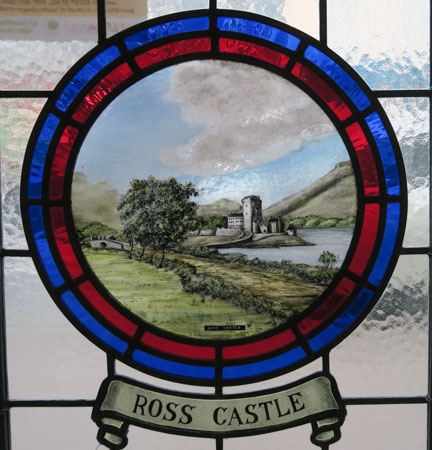 Ross Castle by Jill Browne