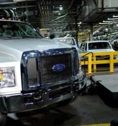 joe hinrichs 2016 f 650 ohio assembly plant announcement [ 1280 x 750 Pixel ]