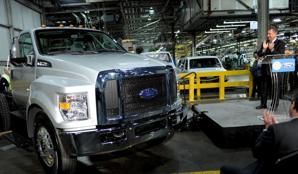 medium resolution of joe hinrichs 2016 f 650 ohio assembly plant announcement