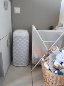 mots-d-maman-angelcare-poubelle-à-couches-dress-up