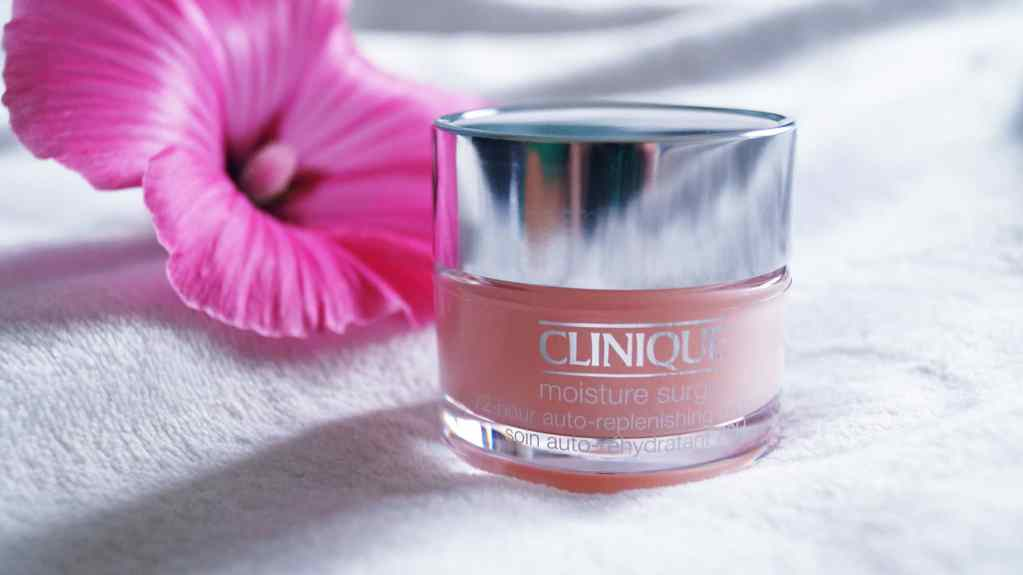 Moisture Surge de clinique