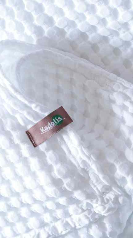 couverture blanche kadolis