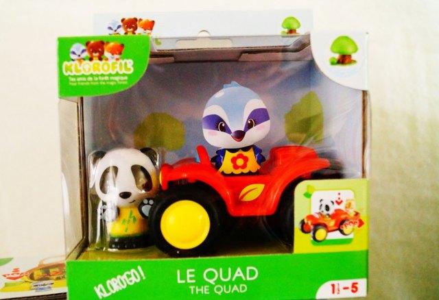 le quad