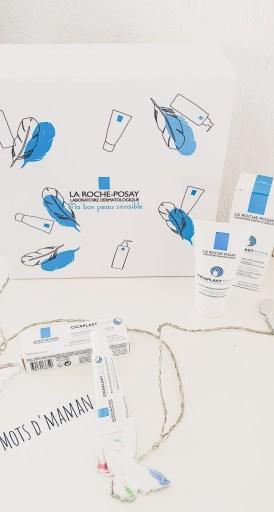 La box CICAPLAST de LA ROCHE-POSAY