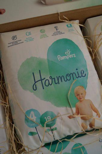 pampers harmonie 2