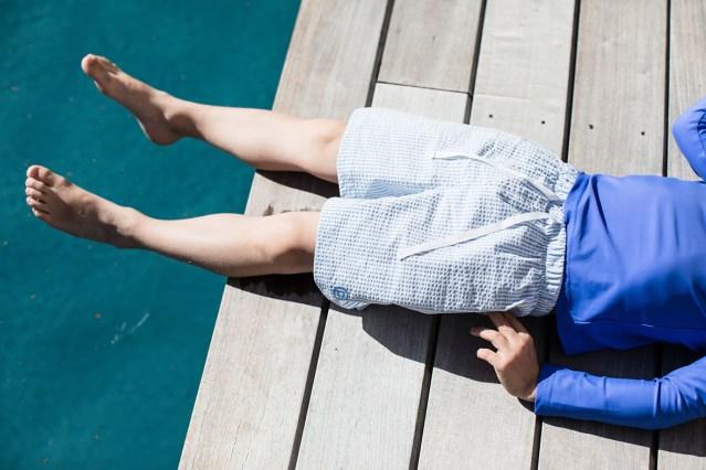 maillots de bain anti-UV