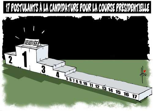 élection présidentielle de 2009 sans surprise en Algérie