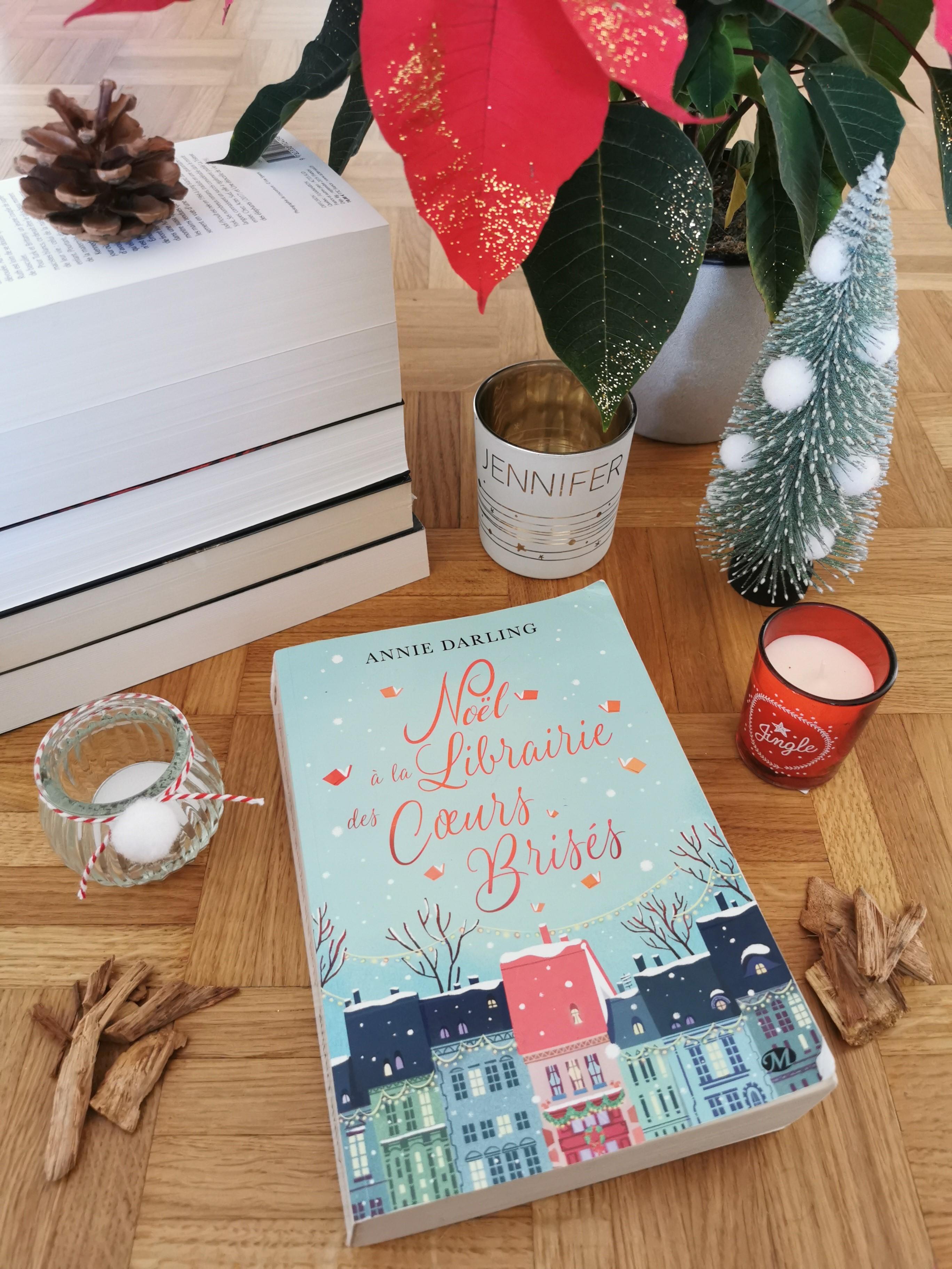 La Librairie Des Coeurs Brisés : librairie, coeurs, brisés, Noël, Librairie, Cœurs, Brisés, Merveilles