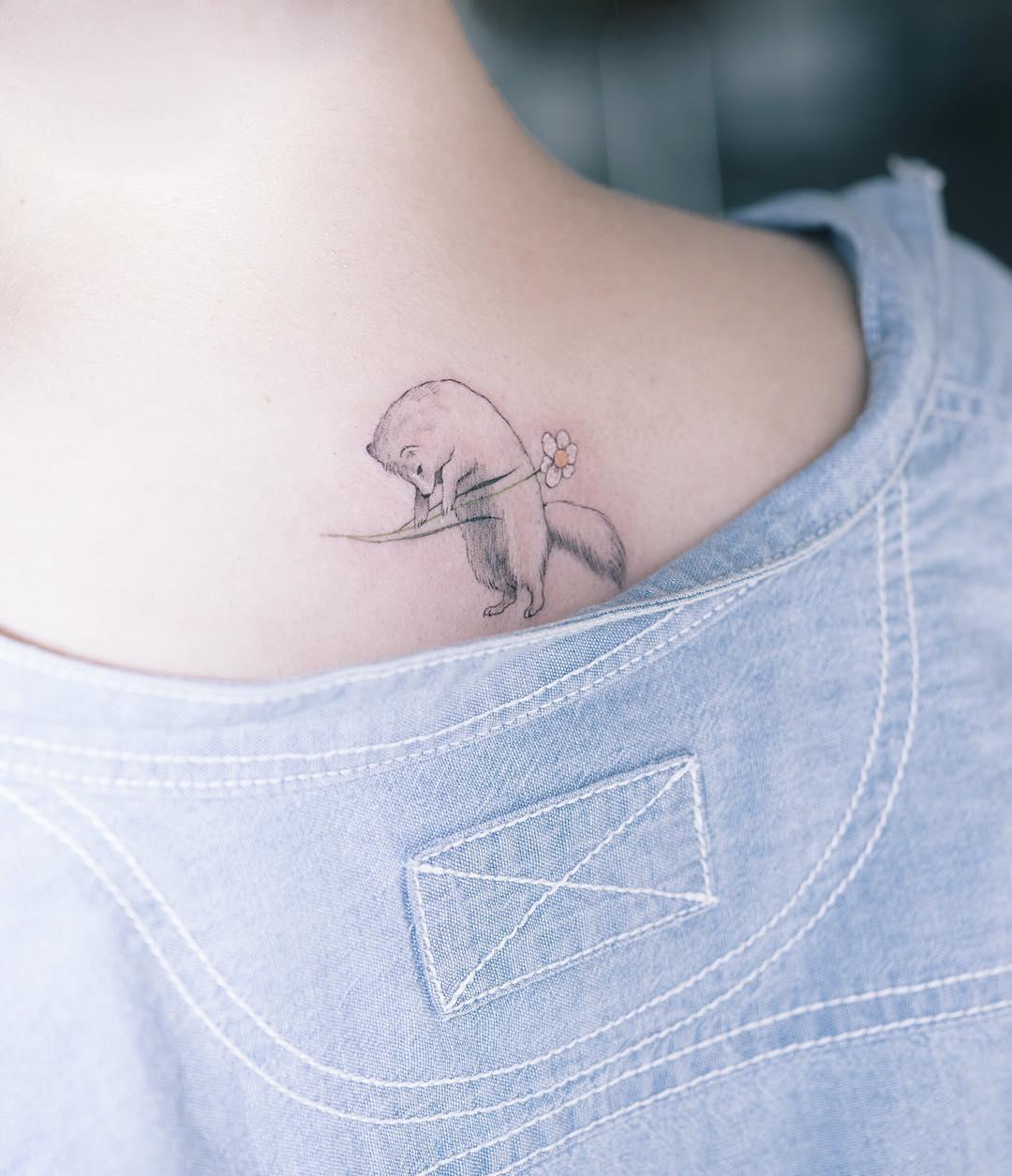 Hermosos Tatuajes Que Te Harán Recordar Por Siempre A Tu Mascota