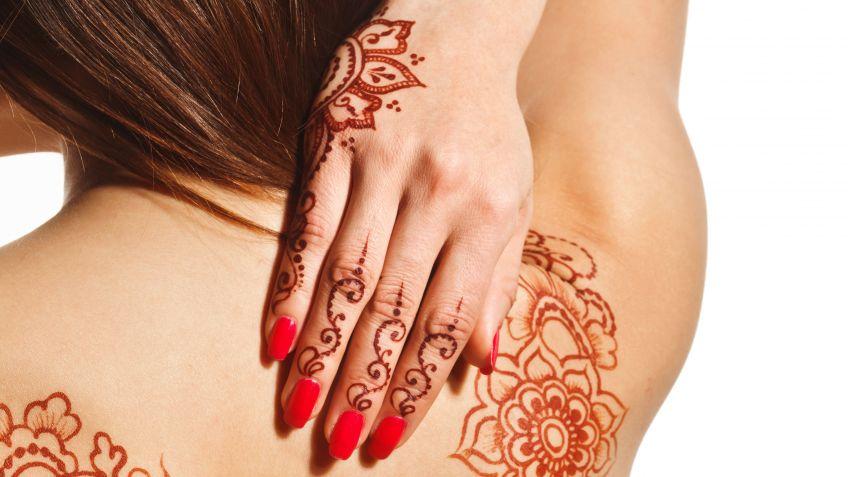 Qué Son Los Tatuajes Temporales De Henna Y Cómo Prepararlos