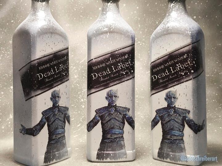 Johnnie White Walker Dead Label el whisky pensado en los fans de GOT