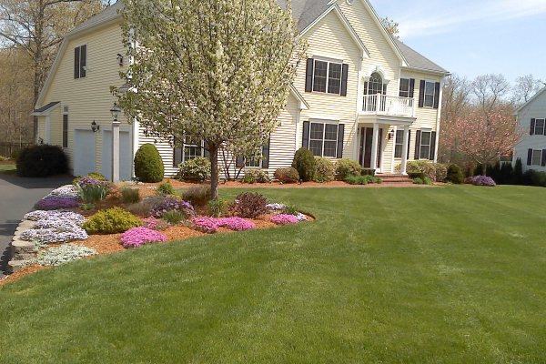 full service landscaping maintenance