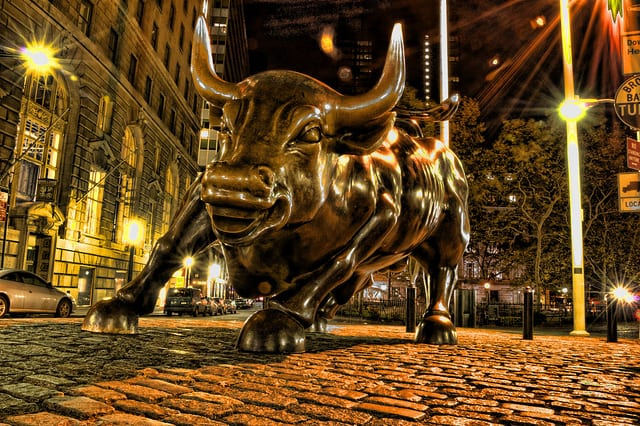 A Record Setting Day For Stocks As The Bulls Extinguish The Bears