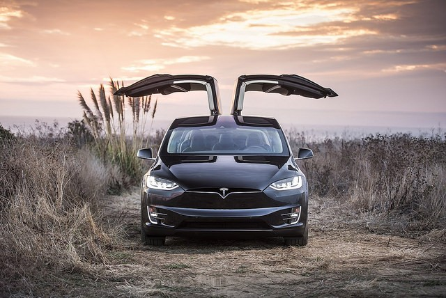 Tesla and Acadia Pop, While Square Flops on February 27