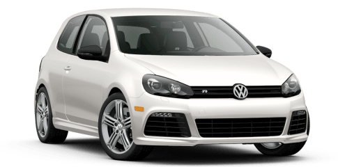volkswagen golf hire prague