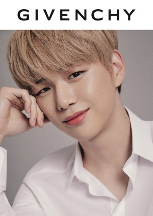 Kang Daniel, Givenchy beauty brand official model selected ...