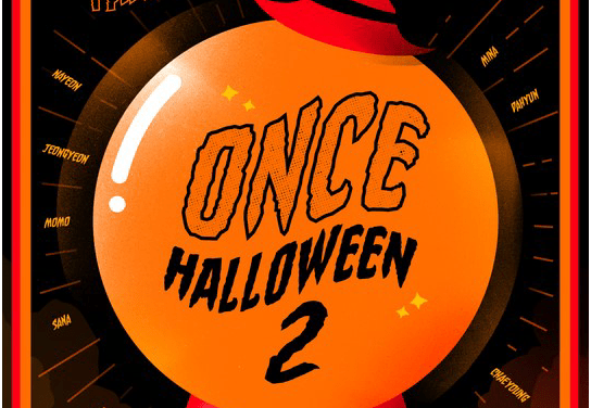 TWICE's 4th Anniversary Fan Meeting… What is the Halloween dress code?