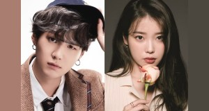 IU & Suga successfully tople music chart with collaboration song 'Eight'… MV recorded 12 million view