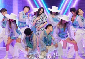 [Photo] Sunmi, Looks great on the stage!