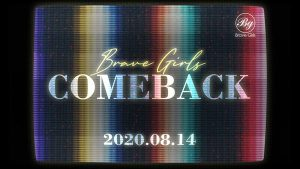 Brave girls confirm comeback in three years
