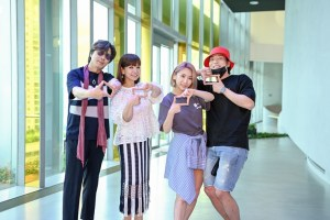 """""""Lee Chi-hyun·Won Mi-yeon·JeA·Changmin, 'Take the best photo in my life'""""... first room on September 14th"""