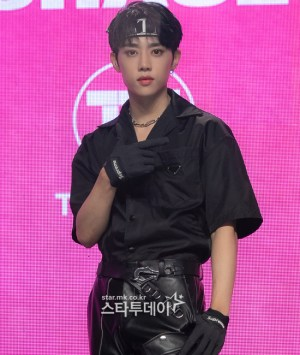 [Photo] Sunwoo, with the feeling of a warrior
