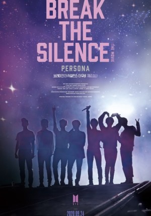 'Break the Silence' released today (24th)... BTS 'Dynamite' MV special screening