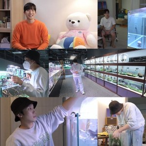 'I Live Alone' Lee Sang-yi, 'Fish Doctor' who is with fish for 24 hours appeared