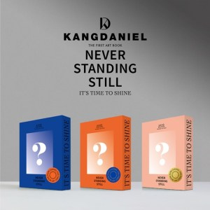 Kang Daniel work with the writer of Paul McCartney for his art book production...'Overwhelming Visual'