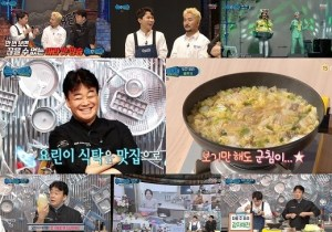 [The Paikfather] The secret to cabbage soup is soy sauce instead of soybean paste.
