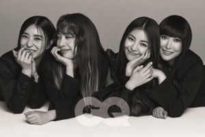 Brave Girls, the first complete pictorial after debut... 'Stylish + chic beauty'