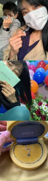 """Lee Se-young had a romantic birthday party... """"A really happy birthday"""""""