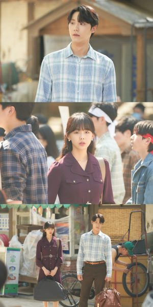 'Youth of May' Lee Do-hyun and Geum Sae-rok became a newly wed couple... Awkward air current