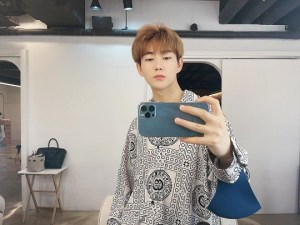 """Jin Hua, SNS resume after 2 months… """"It's been a while"""""""