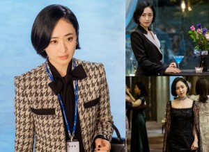 """'The Devil Judge' Kim Min-jung """"I can't put all of Jeong Sun-ah in the word """"villain"""""""