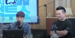 """'Cultwo Show' Park Jae-jung """"I want to applaud you for taking the top spot on the music chart"""""""